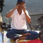 Amulettenmarkt in Banglamphu