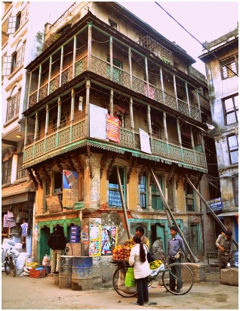 Nepalese winkelwieler