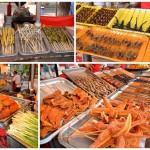 Nightmarket Donghuamen – Beijing