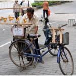 Chinese winkelwieler – Xi'an