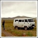 Mongolië -The Classic Route dag 16,17,18