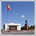 Bishkek and its remnants of the past