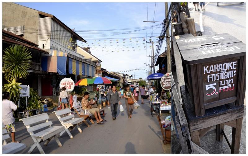 Pranburi Saturday market