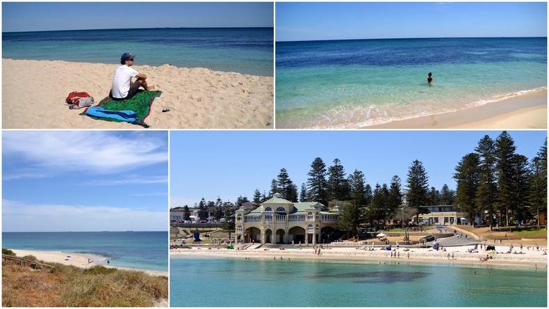 Cottesloe Beach - Perth
