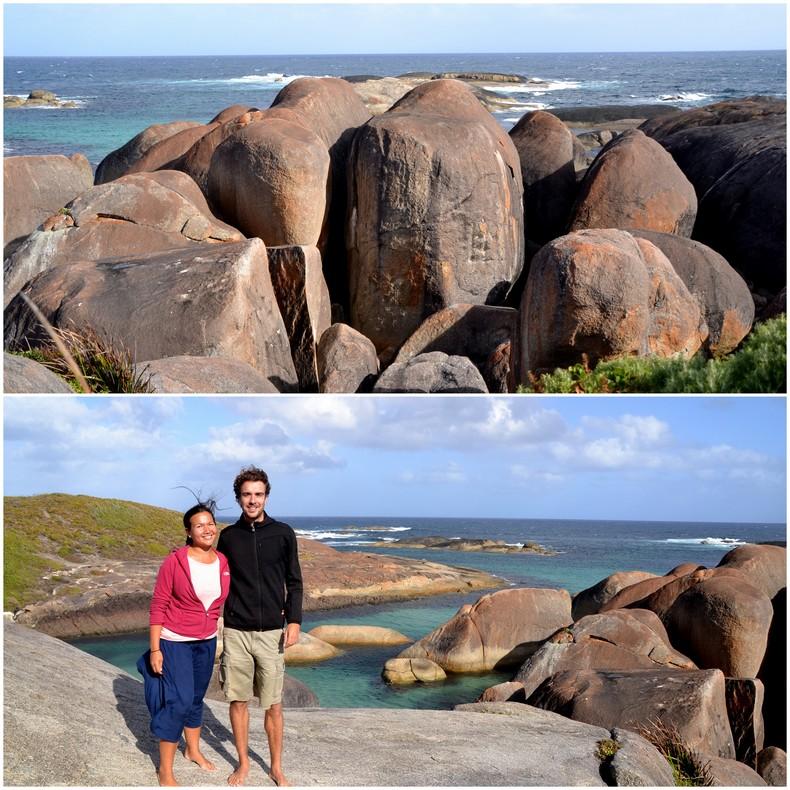 Elephant Rocks - SW Australia
