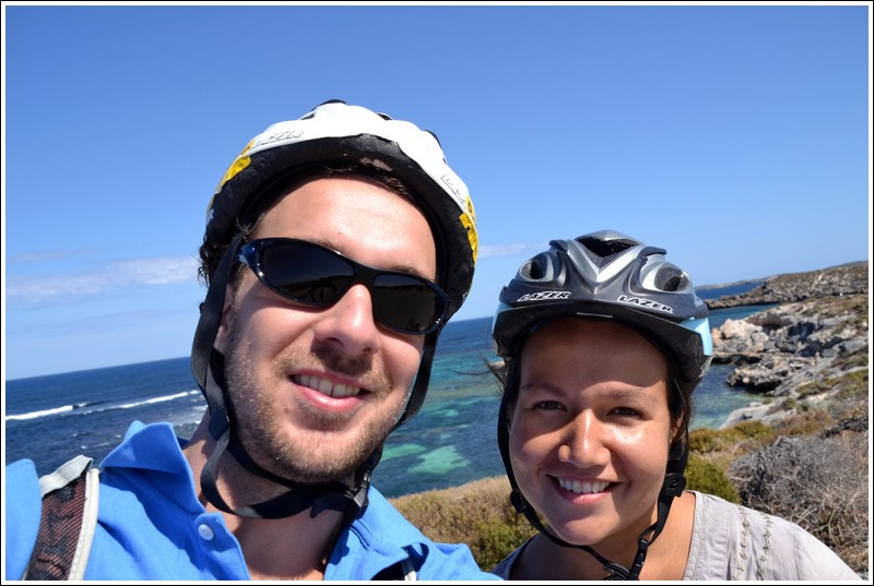 Rottnest Island on bike
