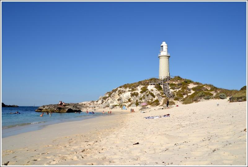 Pinky Beach - Rottnest Island
