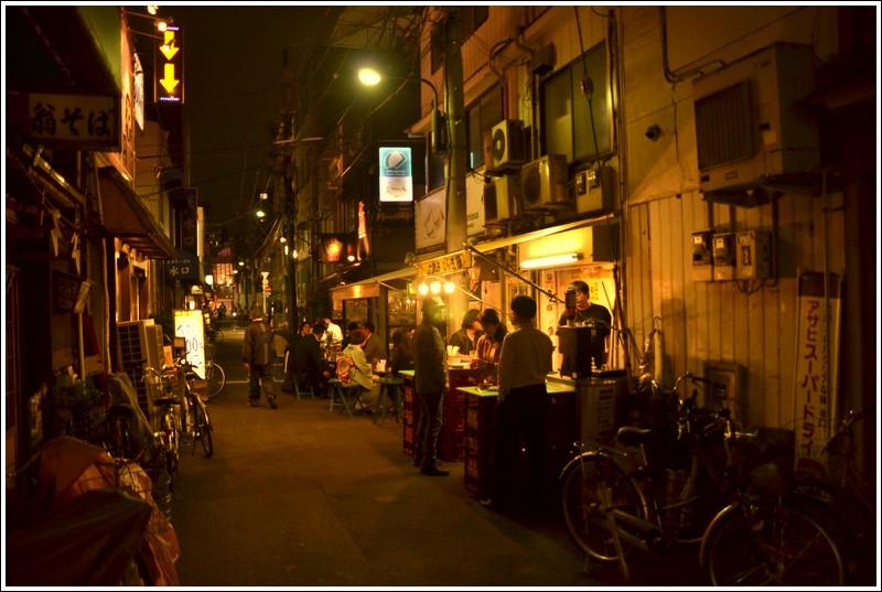 restaurant asakusa tokio