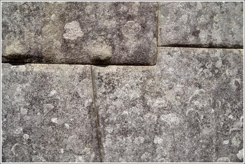 Typische bouwstijl van de Inca's