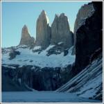 De 'W' route van Torres del Paine